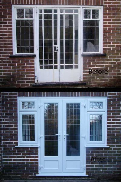 Distinguished windows double glazing company in chipping for Double glazing companies