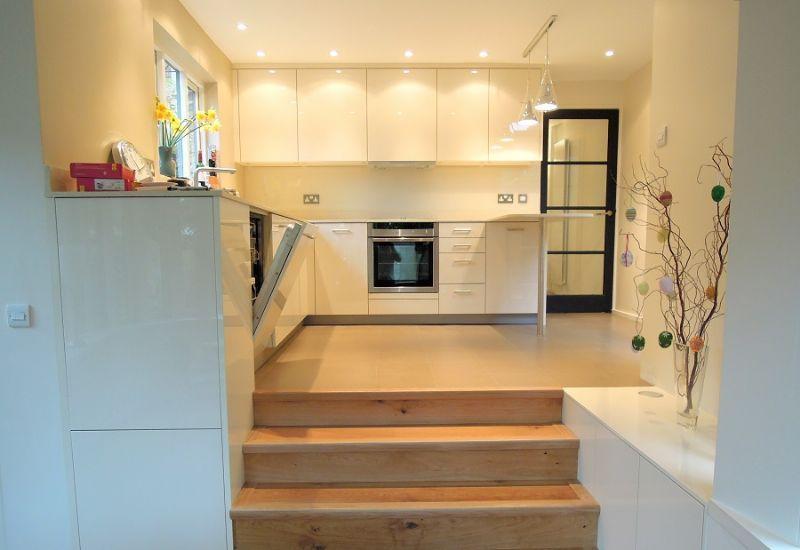 K i kitchens kitchen designer in camden london uk for Kitchen design london