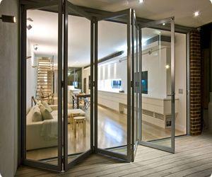 Aluminium Bifold Doors Peterborough & Peterborough Doors - Glazier in Hampton Peterborough (UK) Pezcame.Com