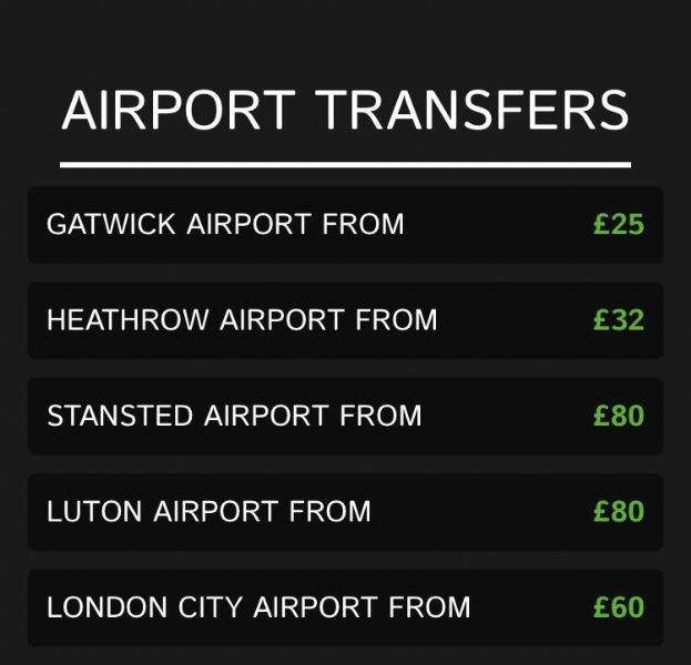 Airport Transfer Cars Ltd