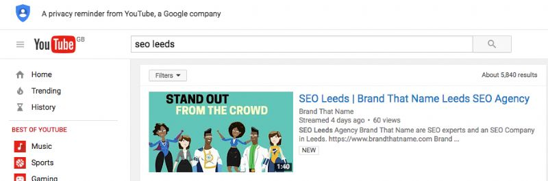Brand That Name, Leeds | Internet Marketing Agency - FreeIndex