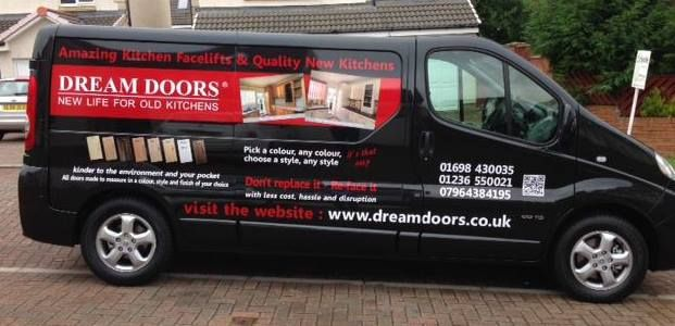 2 Photos & Dream Doors Ltd - Kitchens Company in East Kilbride Glasgow (UK ...