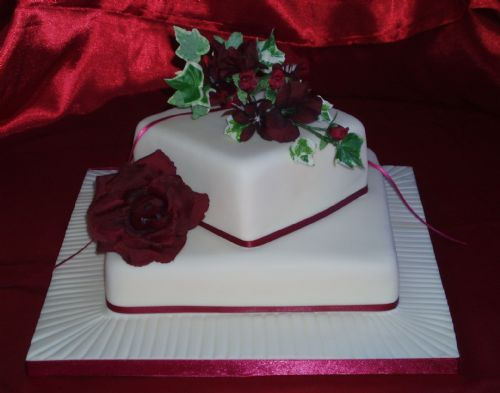 wedding cake sheffield crafty creations cakes wedding cake maker in walkley 24489