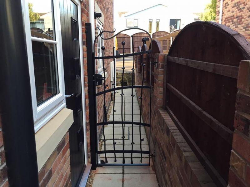 Garden Gates Sheffield Ripley 1 Review Gate