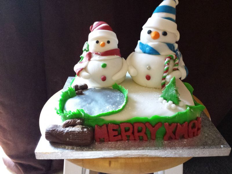 Birthday Cake Makers Nottingham