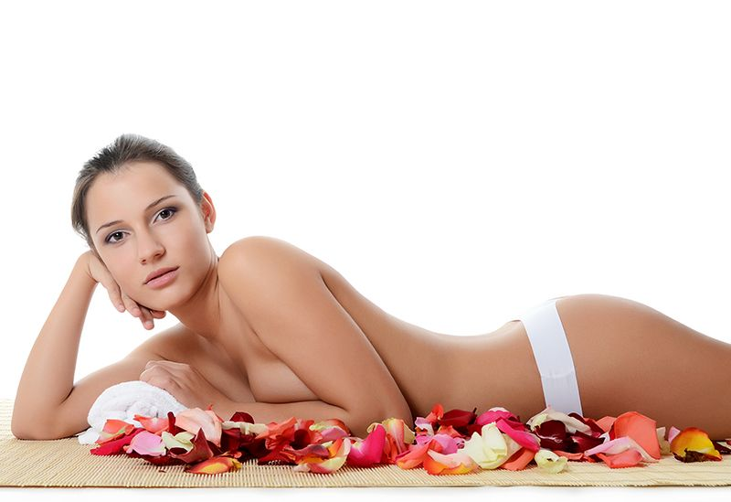Erotic massage woking