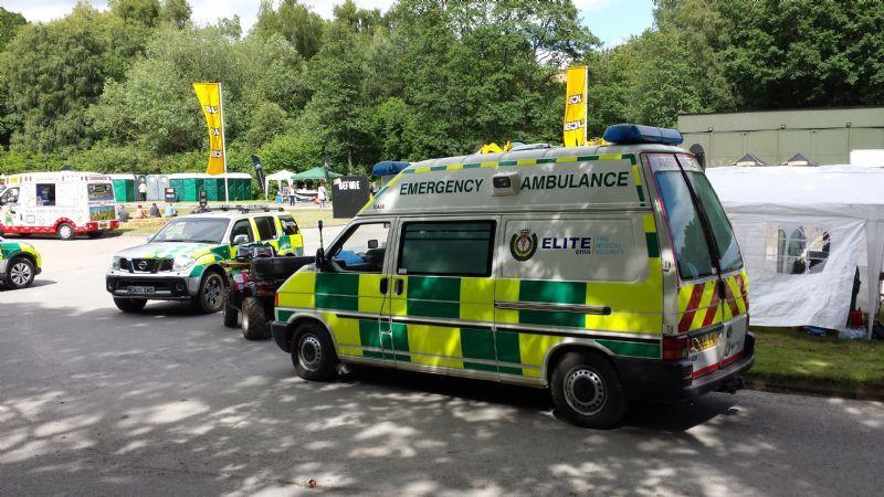 Elite EMS, Tamworth | Private Ambulance Service Provider ...