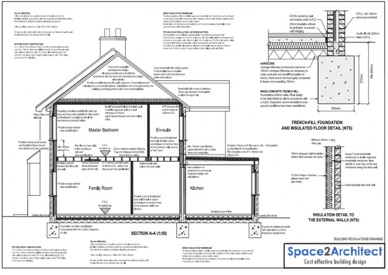 Low cost plans Architectural Service in Scarborough UK