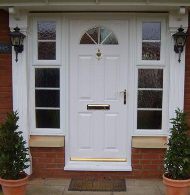 Clydeview windows doors ltd window manufacturer in for Upvc french doors scotland