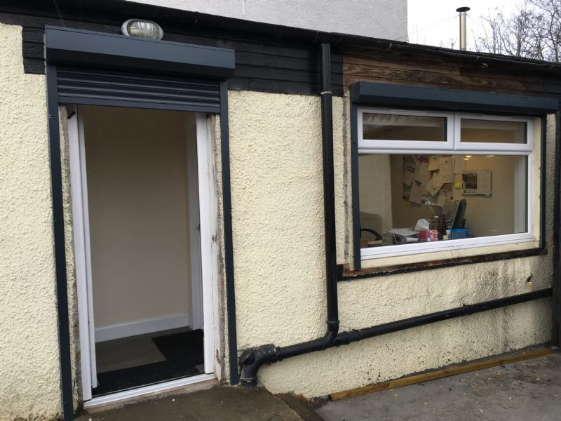 Security Blinds And Shutters Edinburgh Window Blinds