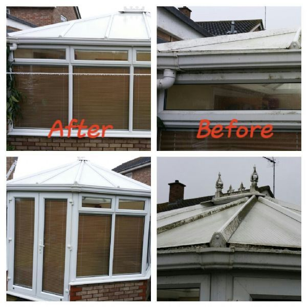 Mk4 Window Exterior Cleaning Service Window Cleaner In Bedford Uk
