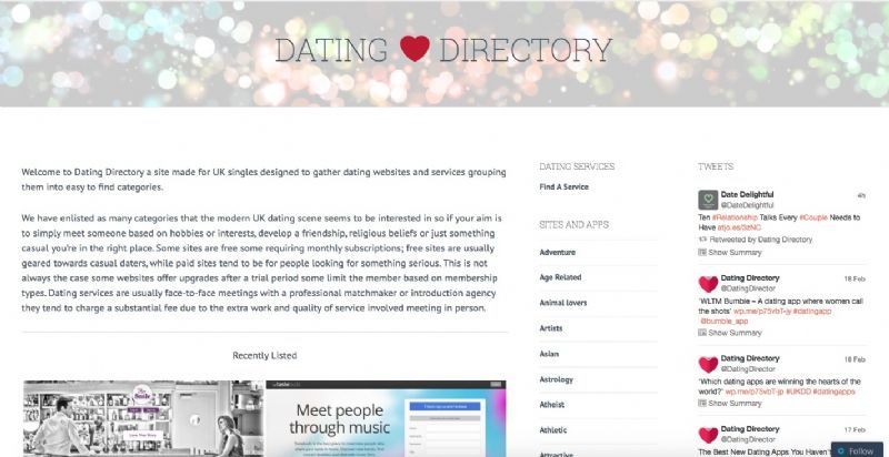 Delightful dating services
