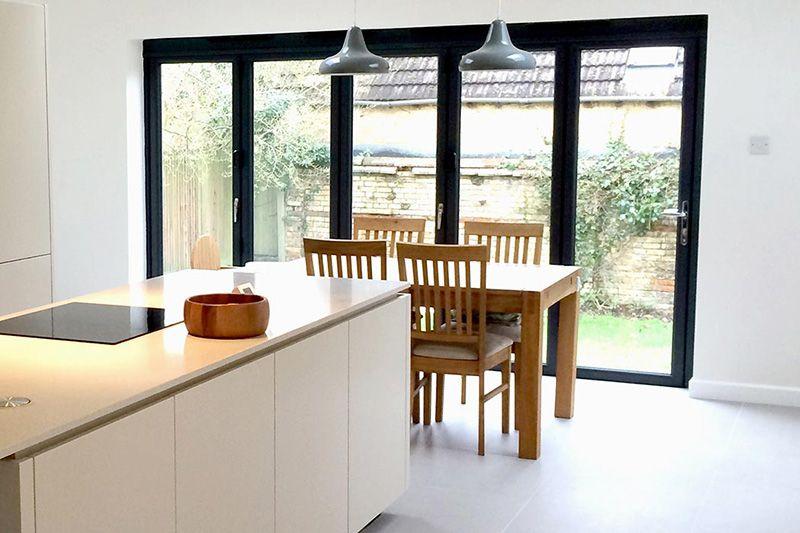 Images of Bi Fold Kitchen Doors - Losro.com