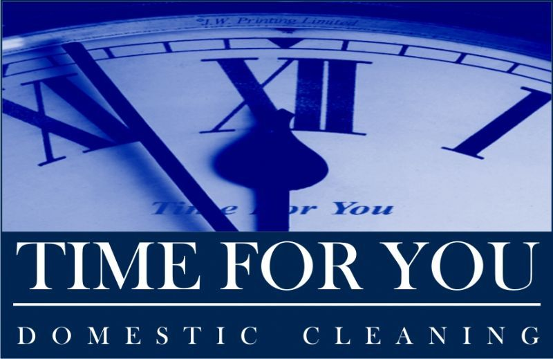 time for you domestic cleaning