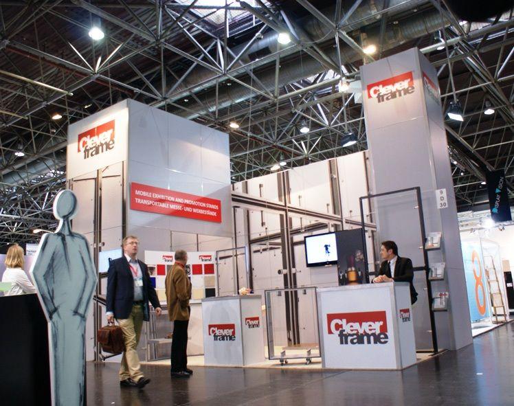 Exhibition Stand Frame : Clever frame uk ltd glasgow exhibition stand designer freeindex