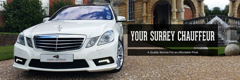 Wedding Car Hire Guildford Surrey
