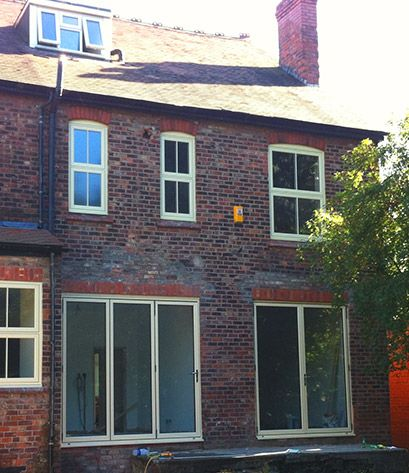 Clearseal windows double glazing company in warrington uk for Double glazing firms