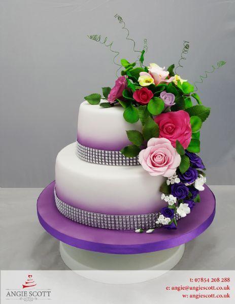 Wedding Cake Makers Ipswich
