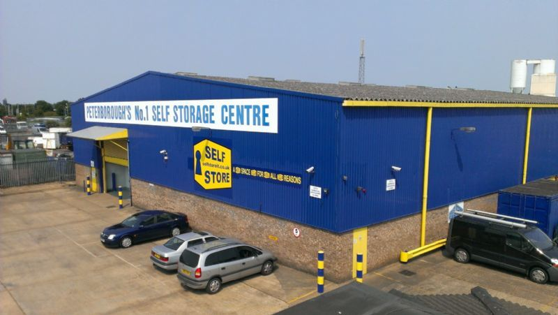 Peterborough self storage ctr Ltd, Peterborough | Self ...