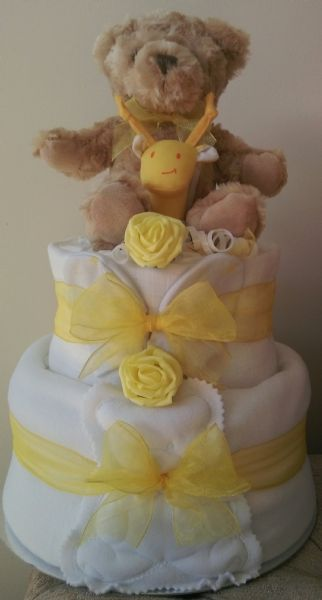 Baby Showers Cardiff ~ Nappy cakes cardiff baby shop in uk