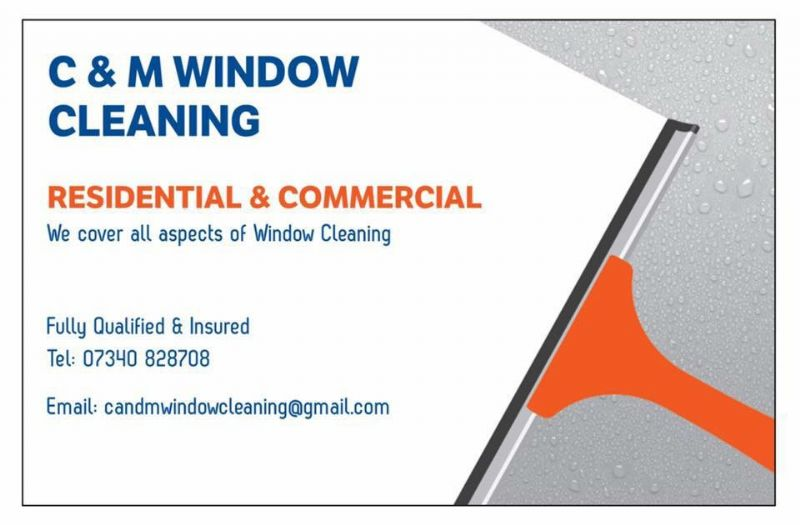 C And M Window Cleaning Carterton Carterton 7 Reviews Window