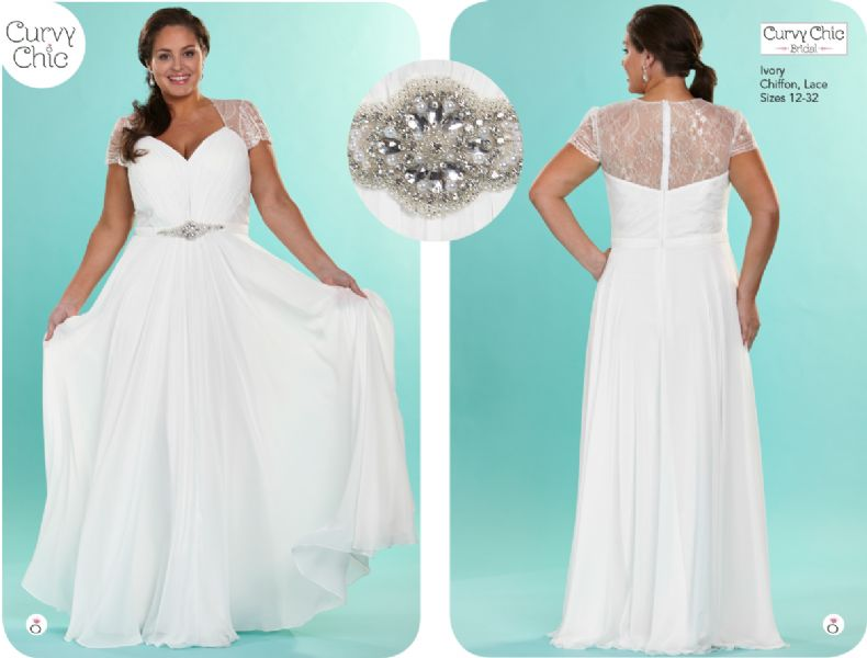 Curvy Chic Bridal - Bridal Wear Shop in Dundonald, Belfast (UK)