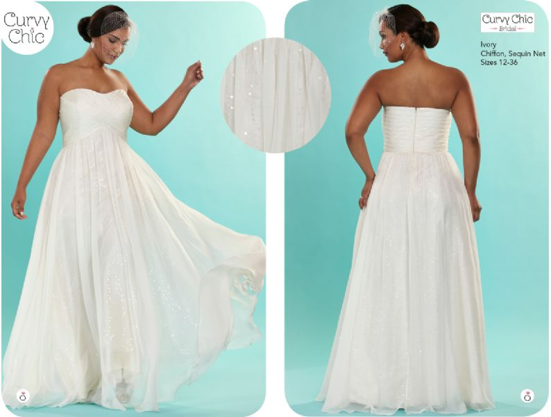 Curvy Chic Bridal - Bridal Wear Shop in Dundonald, Belfast (UK)