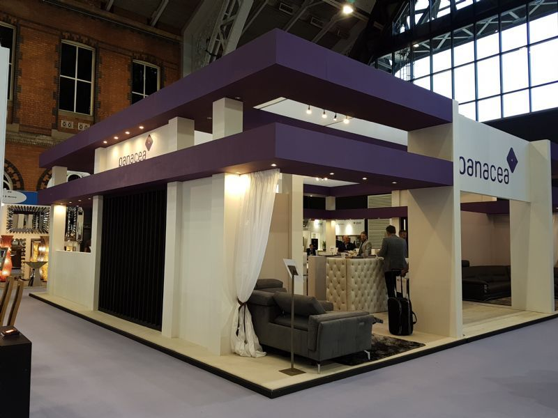 Exhibition Stand Designers Uk : Mercer exhibitions ltd exhibition stand designer in