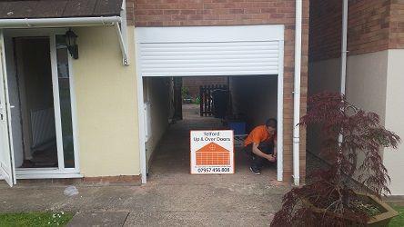 A friendly ... & Telford Up \u0026 Over Doors - Garage Door Company in Ketley Telford (UK)