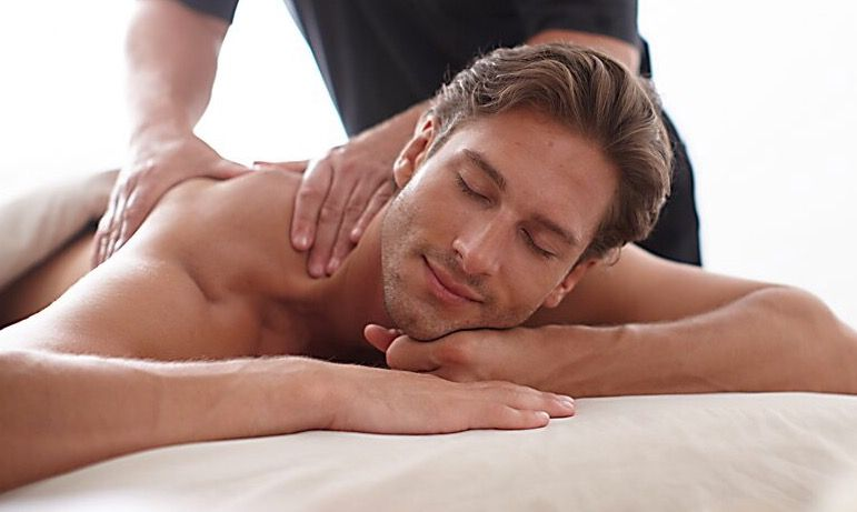 Image result for MALE MASSAGE THERAPIST