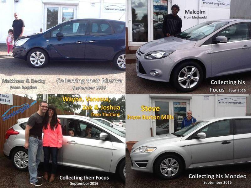 Used Car Sales Thetford