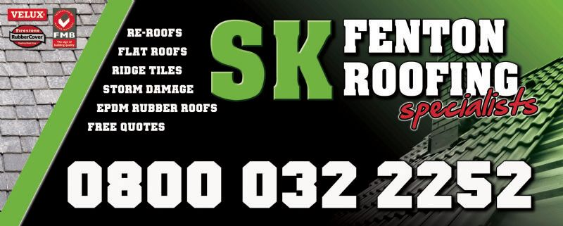 S Amp K Fenton Roofing Barnsley 3 Reviews Flat Roofing