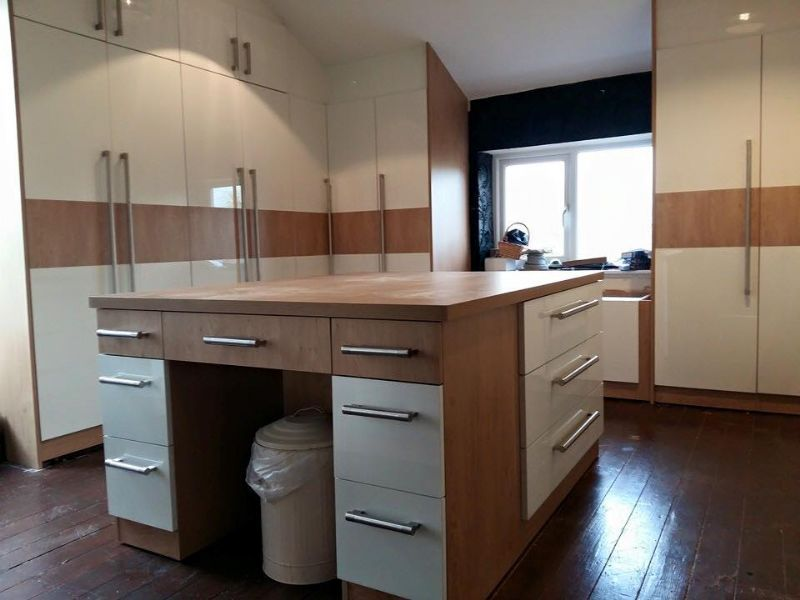 r h home interiors kitchen designer in newton heath