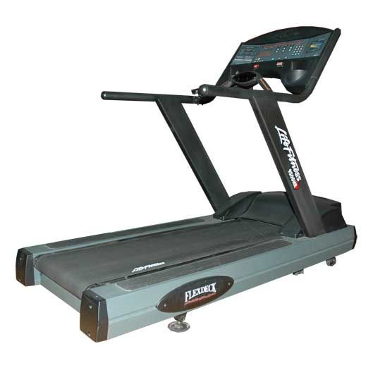 Life Fitness Treadmill Operation Manual: Fitness Equipment Supplier