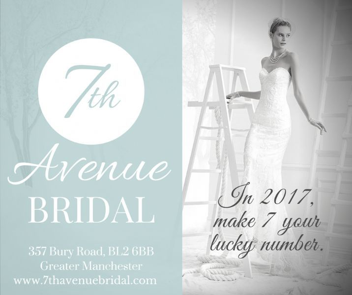 7th Avenue Bridal - Bridal Wear Shop in Breightmet, Bolton (UK)
