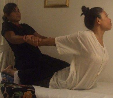 gratis kusse massage thai