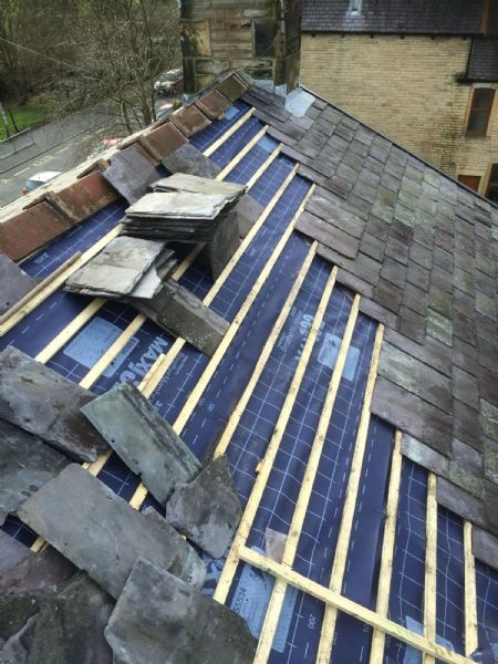 Ramsbottom Slate And Tile Bury 12 Reviews Roofer