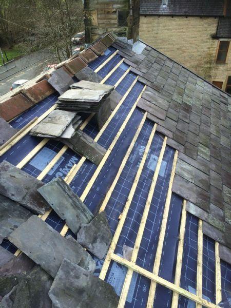 Ramsbottom Slate and Tile, Bury | 12 reviews | Roofer