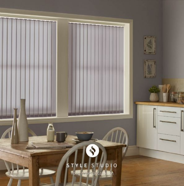 Kitchen Vertical Blinds: Curtains And Blinds Shop - FreeIndex