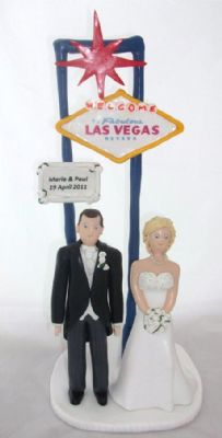 vegas wedding cake toppers uk wedding cake toppers to treasure cake topper maker in 21576