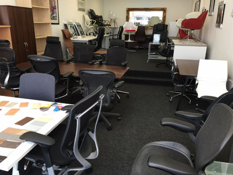 Andrews Office Furniture Office Furniture Supplier in Fulham