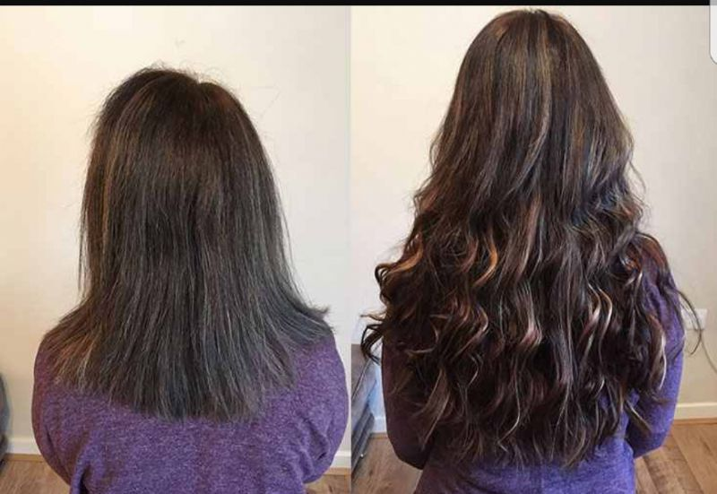 Bombshell Hair Extensions Glasgow Hair Extension Specialist