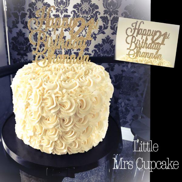 Little Mrs Cupcake, Tamworth | Cake Maker - FreeIndex