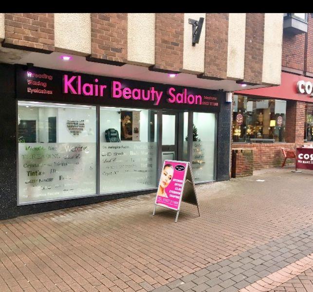 Klair Beauty Salon Tamworth Eyebrow Threading Specialist Freeindex