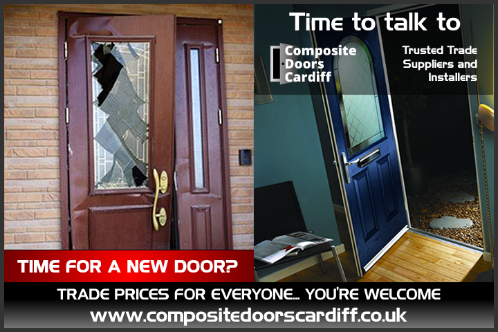 For ... & Composite Doors Cardiff - Double Glazing Company in Barry (UK)