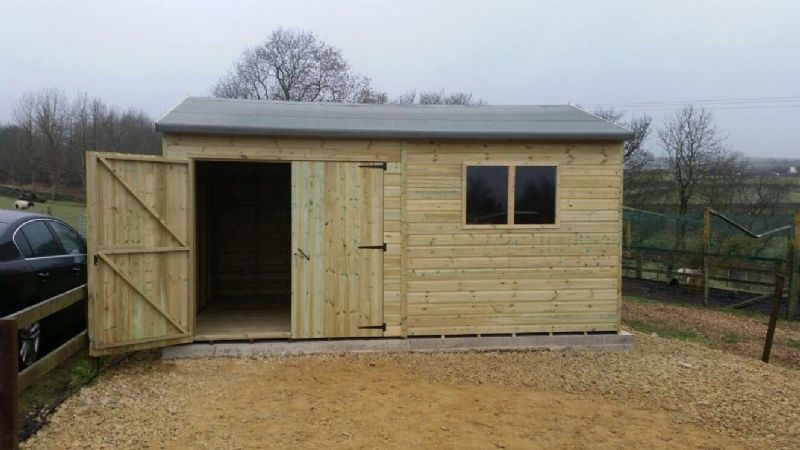 Jons Sheds Direct Ltd Garden Shed Supplier In Durkar