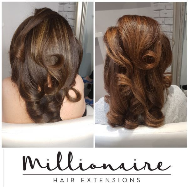 Millionaire Hair Extensions Paisley Hair Extension Specialist