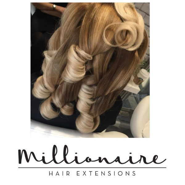 Millionaire Hair Extensions Hair Extension Specialist In Paisley Uk