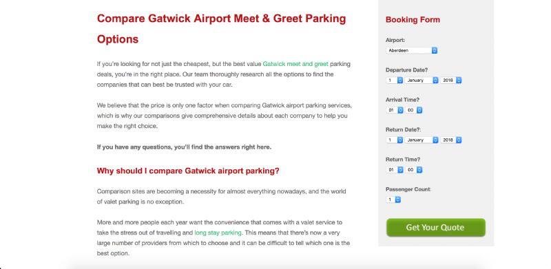 Gatwick meet and greet london airport transfer company freeindex gatwickmeetandgreet m4hsunfo