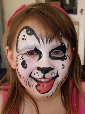 The face painting company face painter in brixham uk for Face painting business